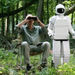 Robot daagt oudjes uit in <em>Robot & Frank</em>
