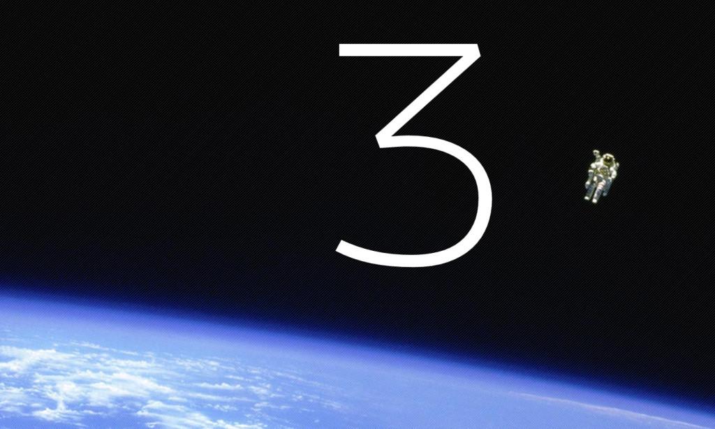 hoeveel mensen zijn er op dit ogenblik in de ruimte